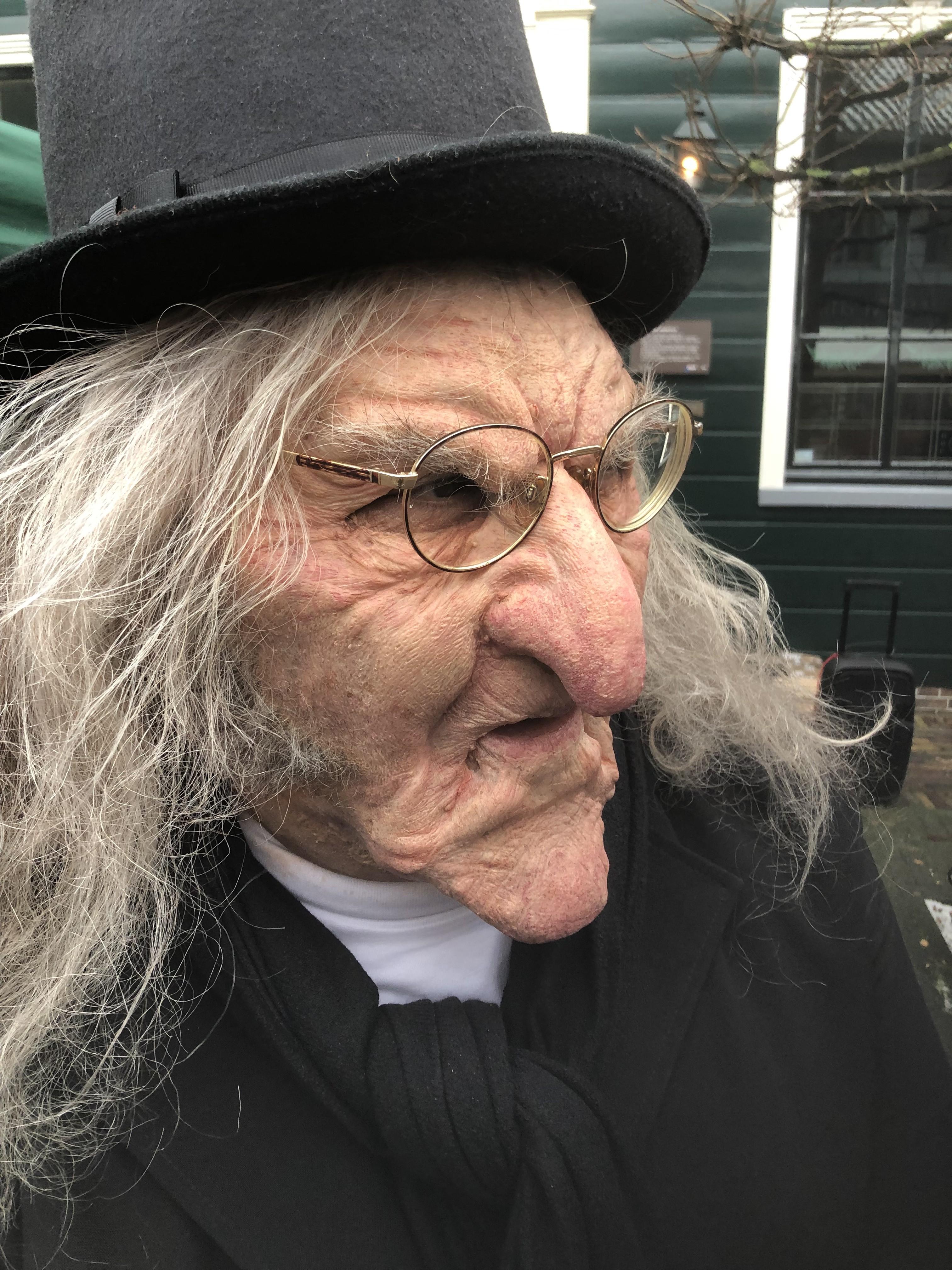 Dicken's Festival Scrooge